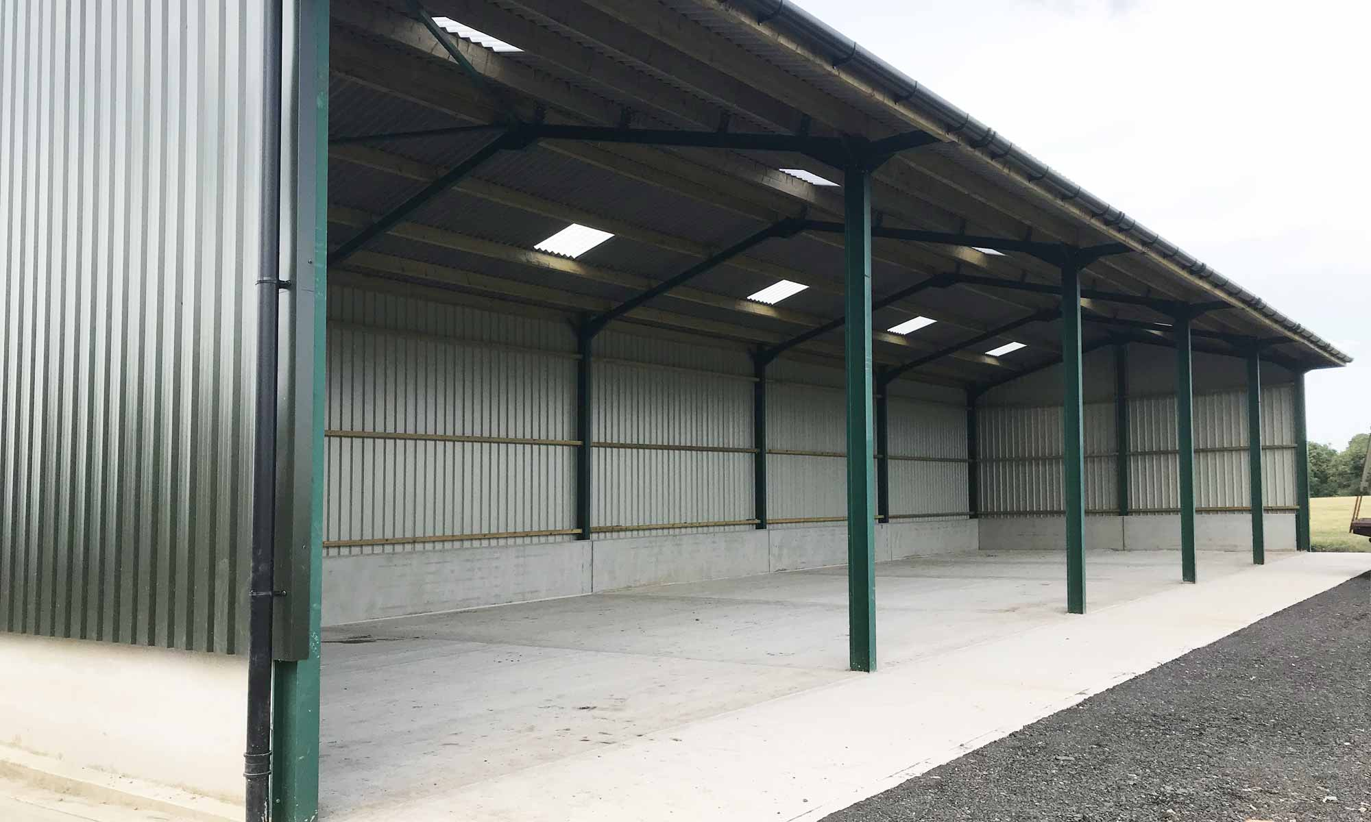 Agricultural building contractor Warwickshire